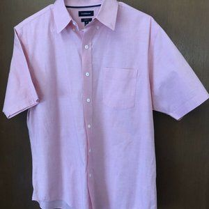 Croft & Barrow Shirt Size Medium Pink Collectable